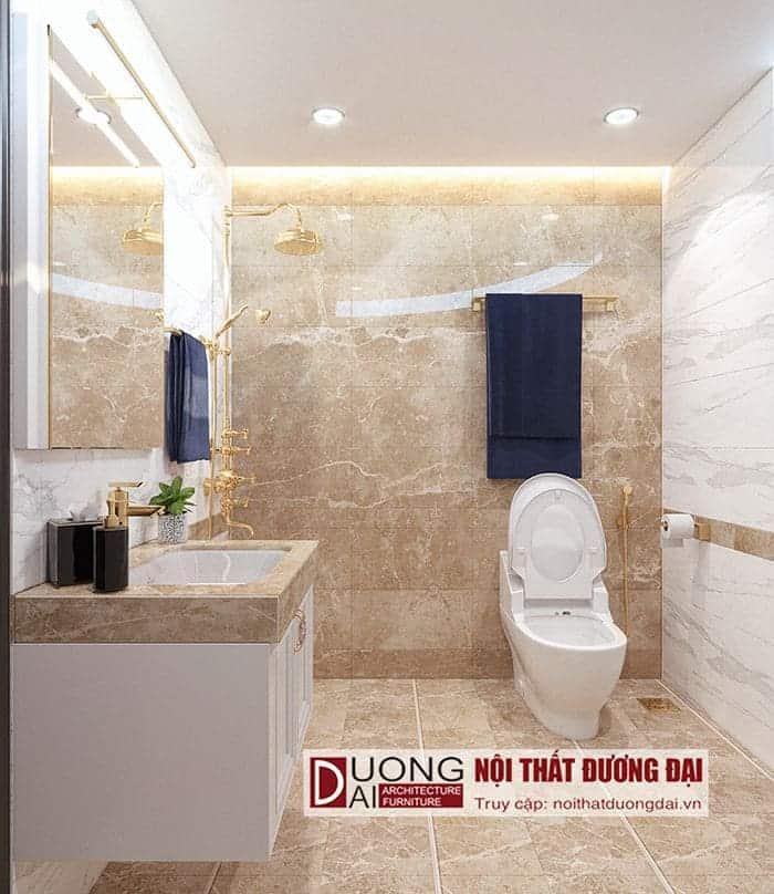 Nhà vệ sinh phòng ngủ master