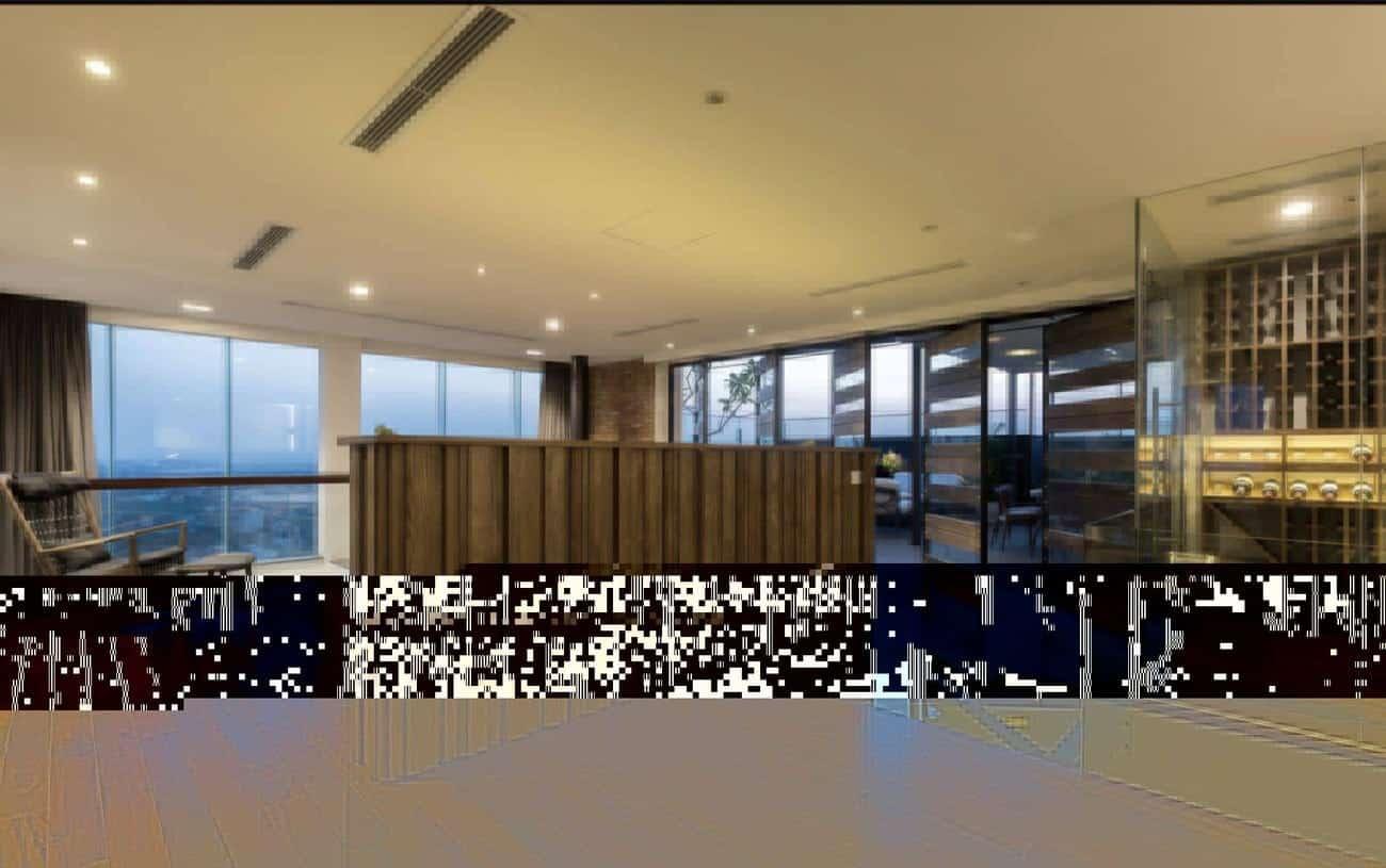 thiết kế nội thất penthouse