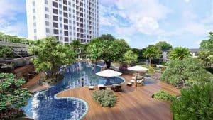 Thiết kế nội thất chung cư Ecopark – WEST BAY SKY RESIDENCES