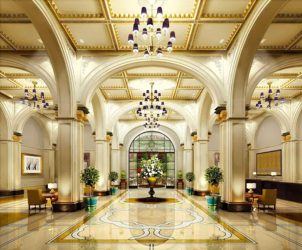 Thiết kế nội thất khách sạn chuyên nghiệp, sang trọng và tinh tế