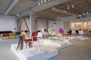 Thiết kế nội thất Showroom chuyên nghiệp, sang trọng và tinh tế