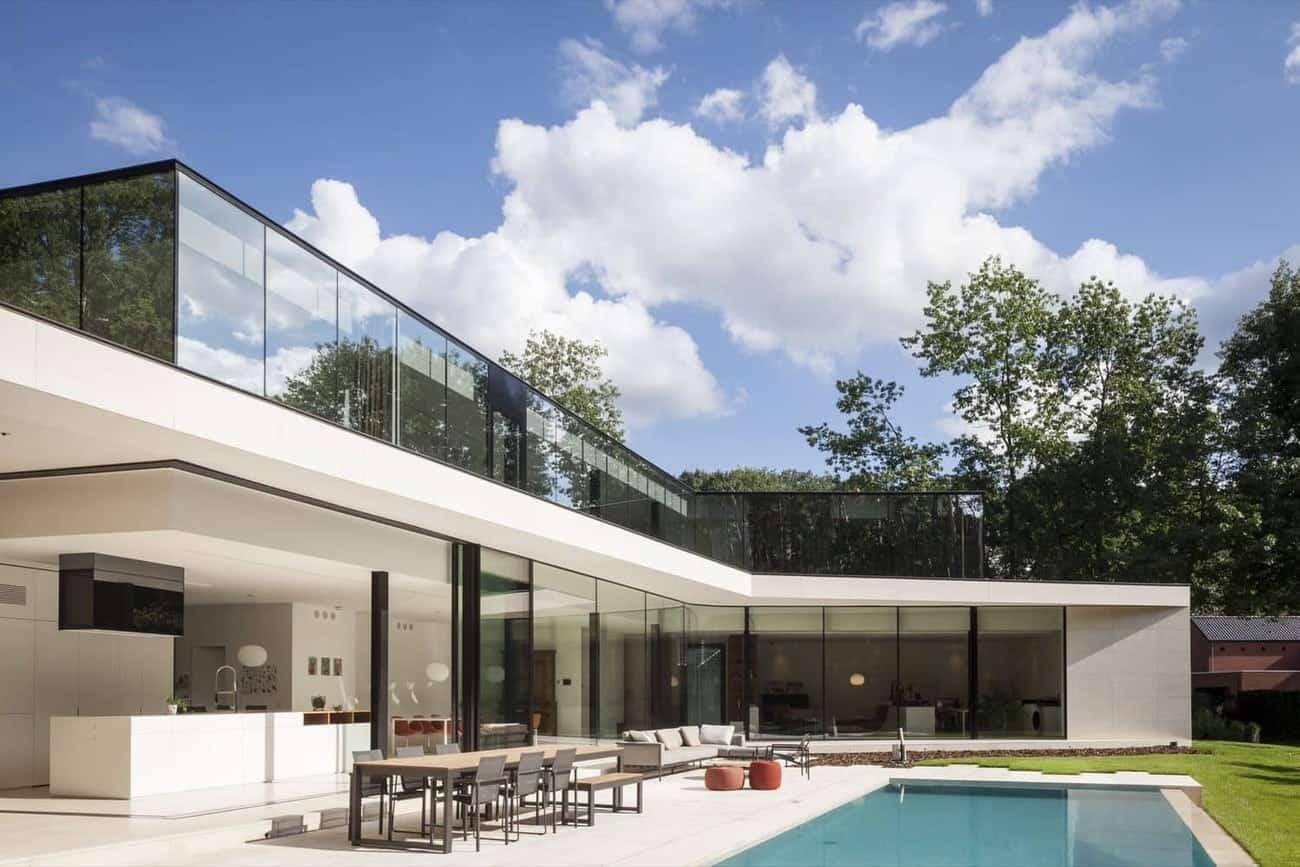 Thiết kế nội thất biệt thự nghỉ dưỡng cho xu hướng sống hiện đại