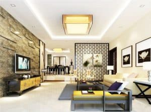 Thiết kế nội thất biệt thự phố - Giải pháp hoàn hảo