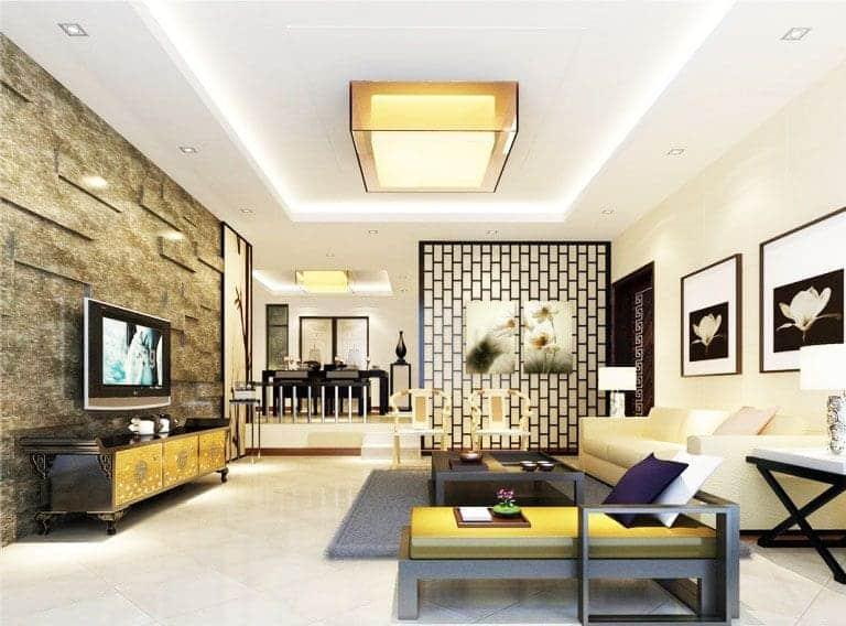 Thiết kế nội thất biệt thự phố hiện đại với chi phí hợp lý
