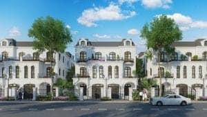 Thiết kế nội thất biệt thự song lập hiện đại giá rẻ với chi phí hợp lý