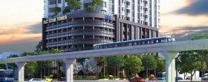 Thiết kế nội thất chung cư FLC Star Tower Hà Đông hiện đại giá rẻ