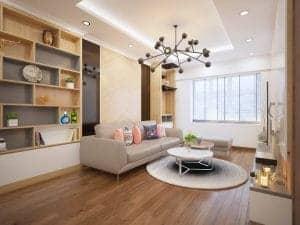 Thiết kế nội thất chung cư Goldmark City – Hiện đại và đặc sắc