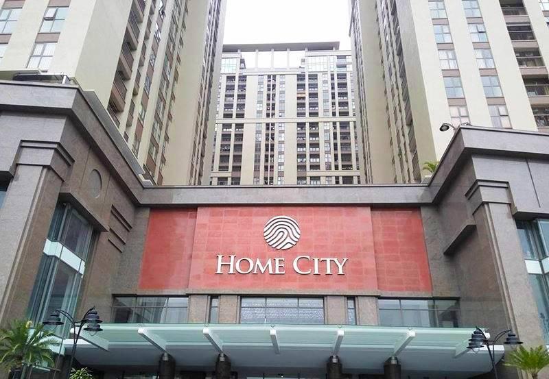 Thiết kế nội thất chung cư Home City nhẹ nhàng mà tinh tế