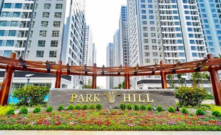 Thiết kế nội thất chung cư Park Hill Times City giá rẻ hấp dẫn