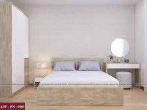 [GIÁ HỦY DIỆT] Combo Nội Thất Phòng Ngủ Lộng Lãy Chỉ Với 16,8 Triệu