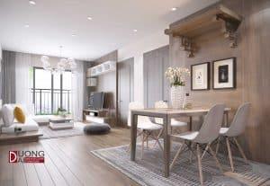 Hào hứng với thiết kế nội thất chung cư Helios Tower