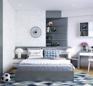 Giường ngủ – Hiện đại – Giá rẻ – Thoải mái