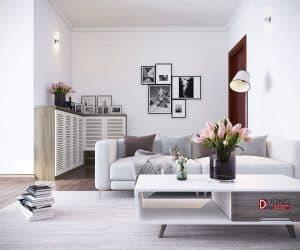 6 ý tưởng thiết kế phòng khách đẹp và độc đáo không thể bỏ lỡ