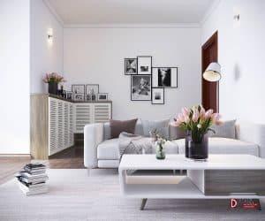 Khám phá thiết kế nội thất nhà phố Hà Nội – Phong cách Scandinavia