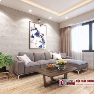 Sofa nỉ hiện đại giá rẻ đem lại sự thoải mái khi nghỉ ngơi