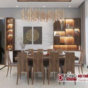 Tìm hiểu những bộ bàn ăn gỗ sồi cho phòng bếp thêm hấp dẫn