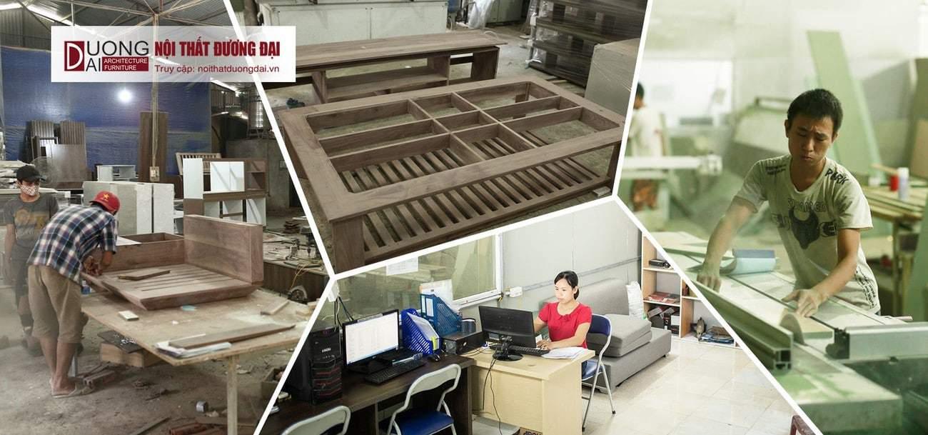 [1000m2] Xưởng sản xuất nội thất gỗ tự nhiên, gỗ công nghiệp giá rẻ