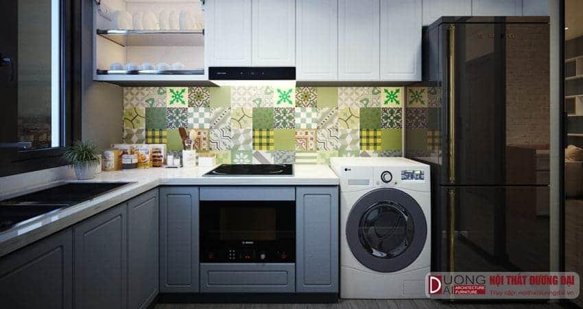 """Những ý tưởng về tủ bếp chữ L không bao giờ lỗi """"MỐT"""" cho gia đình"""