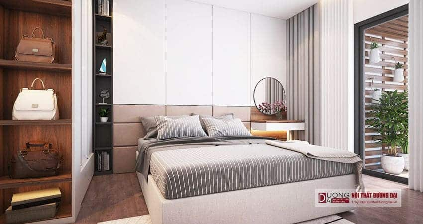 Thiết kế nội thất chung cư Mỹ Đình Plaza - Căn mẫu hiện đại đẳng cấp