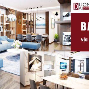 Báo giá nội thất chung cư, miễn trừ thiết kế thi công giá rẻ