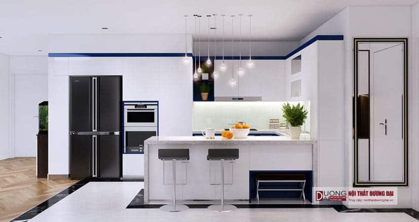 Thiết kế nội thất chung cư Royal Park hiện đại và đẳng cấp khách sạn