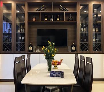 Chuyên thi công nội thất chung cư, biệt thự đảm bảo chất lượng giá rẻ