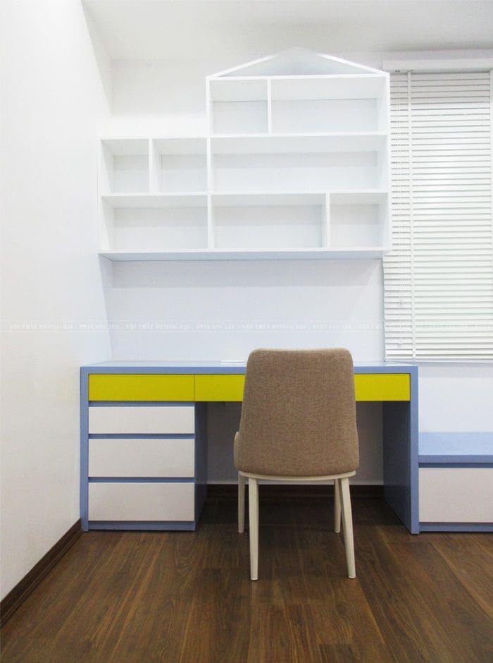 [Hình ảnh thực tế] Thi công nội thất chung cư Làng quốc tế Thăng Long