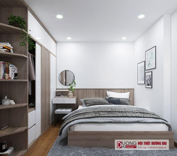 Mẫu căn hộ chung cư đẹp khiến bạn không thể rời mắt khi xem