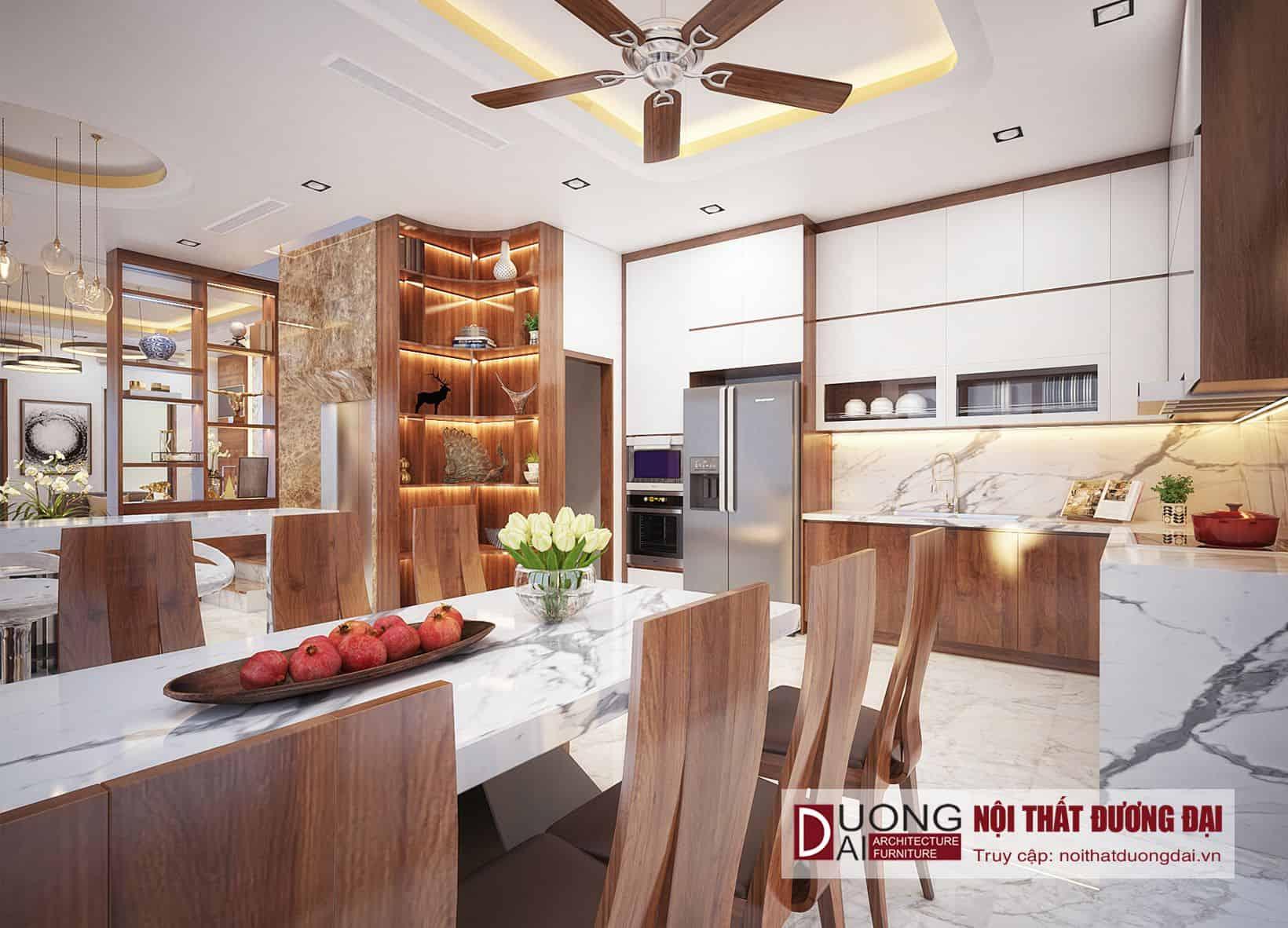 Thiết kế và thi công nội thất tại anh Tuấn Sơn La