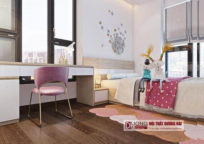 [Dự án] Vẻ đẹp của mẫu thiết kế nội thất chung cư Mandarin Garden