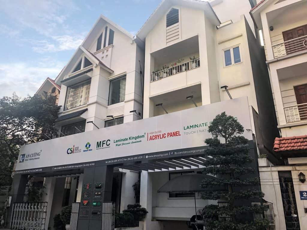 Trụ sở An Cường ở Hà Nội