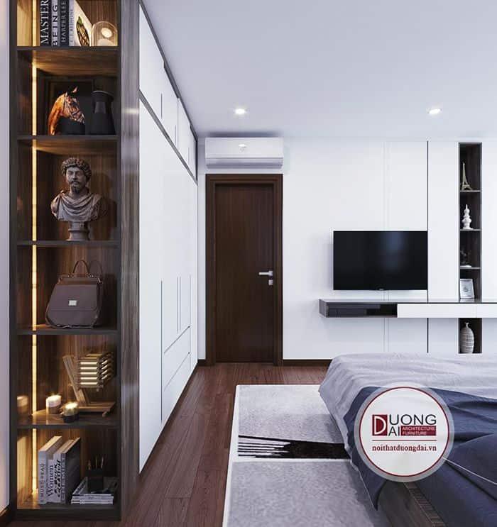 10 Mẫu Tủ Quần Áo Chung Cư Bạn Có Thể Áp Dụng Cho Mọi Phòng Ngủ