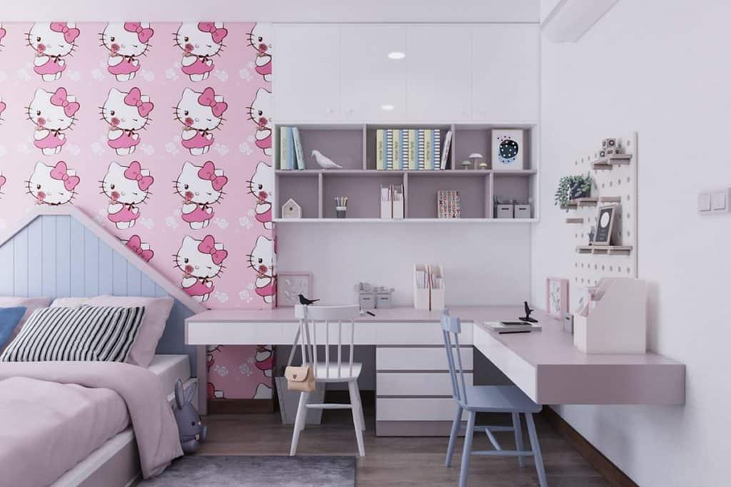 Thiết kế nội thất chung cư Bohemia Residence