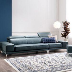 Sofa Da Đẹp Thiết Kế Sang Trọng |Mẫu Sofa Văng Hot Nhất Năm