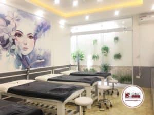 Thi Công Nội Thất Spa Kore Beauty Vĩnh Phúc 240m2 CĐT: Anh Nhân
