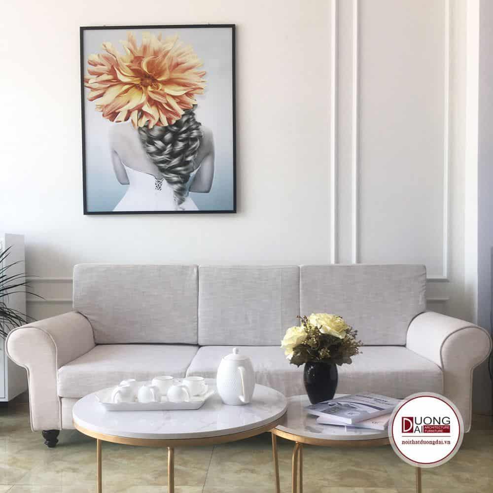 Sofa của spa Kore Beauty Vĩnh Phúc