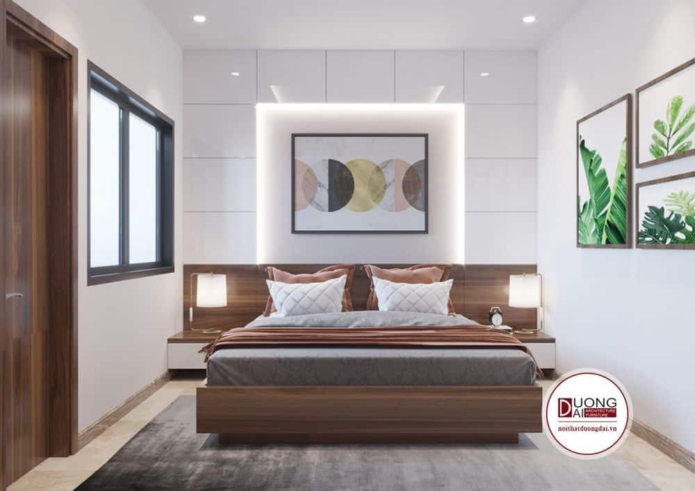 Phòng ngủ cho khách tới thăm và nghỉ ngơi