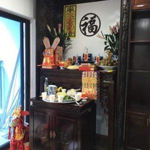 Bàn Thờ Hà Nội, Mầu Bàn Thờ Giá Rẻ Cho Chung Cư Nhà Phố |Nội Thất Đương Đại