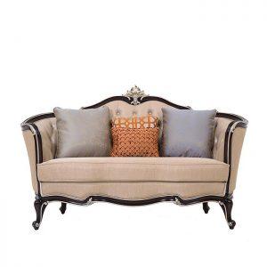 Sofa Phòng Khách Tân Cổ Điển Chất Liệu Da Sang Trọng, Cao Cấp |Nội Thất Đương Đại