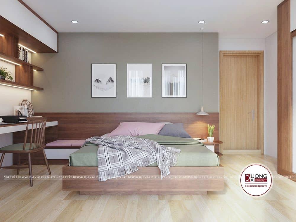 Thiết kế phòng ngủ cho bé chung cư Thống Nhất Complex