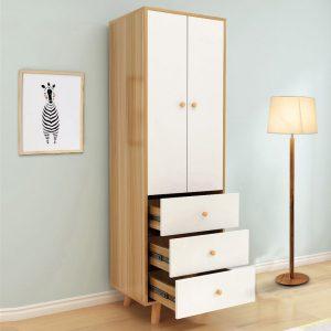 Tủ Quần Áo Nhỏ Giá Rẻ Đa Công Năng Cho Phòng Ngủ Nhà Bạn