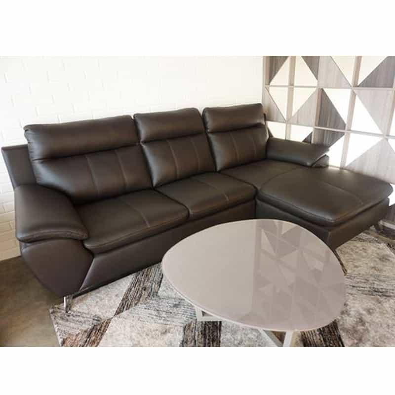Ghế sofa góc L - Sự sáng tạo độc đáo phù hợp cho phòng khách hộ gia đình cũng như văn phòng công sở.