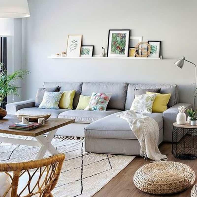 Ghế sofa góc vải - Sản phẩm nội thất dẫn đầu xu hướng hiện đại.