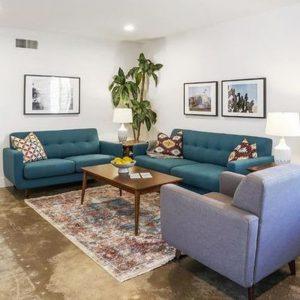 Ghế sofa văng nỉ - Nâng tầm cho căn phòng khách nhà bạn.