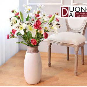 Hoa vải lụa đẹp là sản phẩm đa dạng về mẫu mã và màu sắc