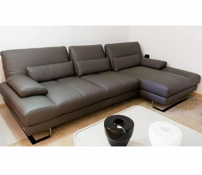 Sofa góc cho phòng khách nhỏ - Sang trọng, lịch lãm, tinh xảo