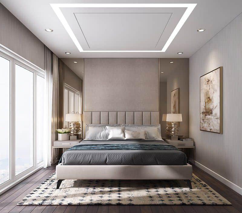 Yêu cầu về thiết kế căn hộ 100m2 3 phòng ngủ