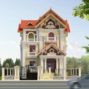 10 Nhà Mái Thái 100m2 123 Tầng Đẹp Nhất Trong Năm
