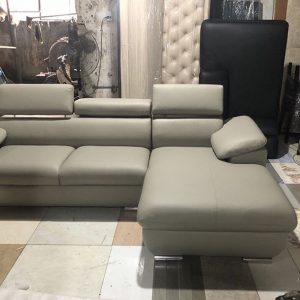 [02/11/2019] Bàn Giao Sofa Da Góc 2m4 |Chị Hằng Chung Cư Eco Green Nguyễn Xiển