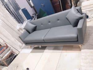 [08/11/2019] Bàn Giao Sofa Màu Xám Cho Chị Lê Chung Cư Ecolake View Đại Từ |Nội Thất Đương Đại